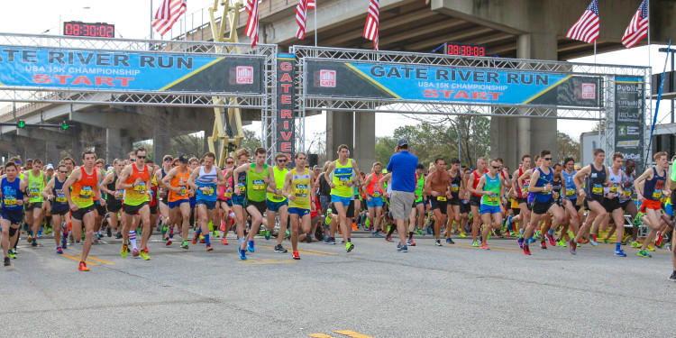 Gate River Run 2017